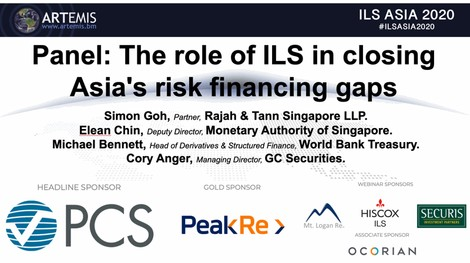 Asia, a key part of the ILS market & interest is growing: ILS Asia 2020