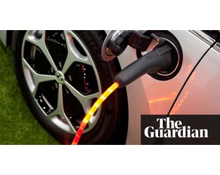 Shell starts rollout of ultrafast electric car chargers in Europe - The Guardian