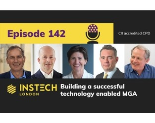 Building a successful technology enabled MGA