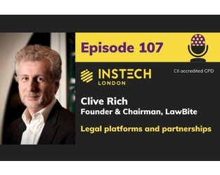Clive Rich: Founder & Chairman, LawBite: Legal platforms and partnerships