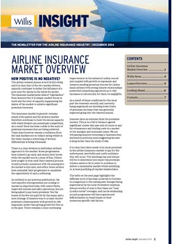 Airline Insurance Market Overview