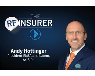 Axis Re's Hottinger: Multi-year pricing correction required - The Insurer