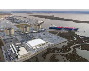 Louisiana Cameron LNG Terminal Reopens After Hurricane Delta - gCaptain