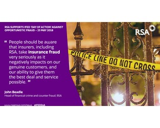 IFED launches day of action against opportunistic fraud supported by RSA