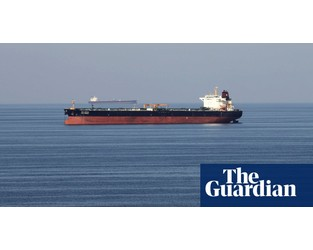 Iran says it has seized foreign oil tanker in Gulf - The Guardian