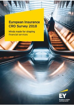 European Insurance CRO Survey 2018