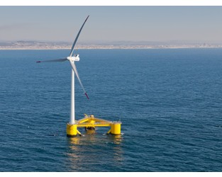 Floating offshore wind 2019: 7,000 GW potential for Europe, US and Japan - Power Technology