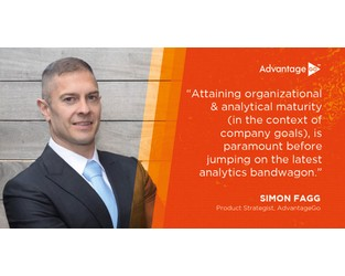 Part 1 - Keeping up in analytics with Insurers?