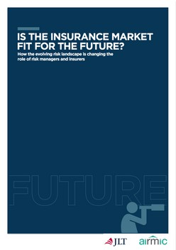 Is the insurance market fit for the future?