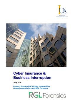 Cyber Insurance & Business Interruption