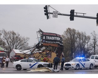 Storms, tornadoes damage homes, businesses in Midwest, South - AP