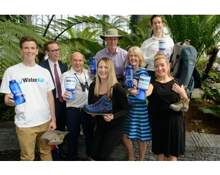 Liberty Specialty Markets continues to strengthen its involvement with WaterAid