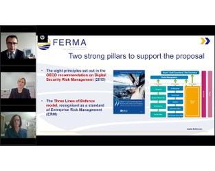 FERMA Webinar: At the Junction of Corporate Governance and Cyber Security