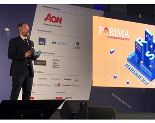 Live Blog: PARIMA Conference - Redefining Risks - Strategic Risk