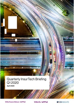 Quarterly InsurTech Briefing Q1 2020