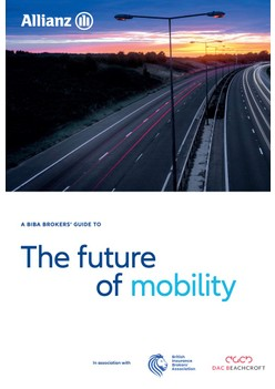 A BIBA Brokers' Guide To The Future Of Mobility