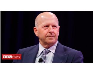 Goldman Sachs boss gets $10m pay cut for 1MDB scandal - BBC