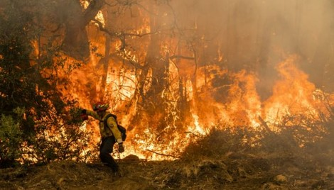 California Braces for Most Dangerous Fire Weather of 2020