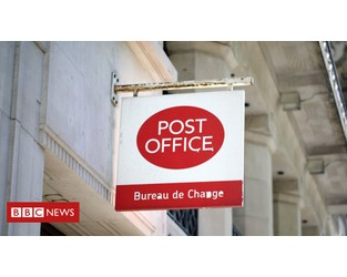 Post Office 'miscarriages of justice' probed - BBC