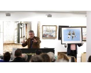 Art market skyrocketing since Covid-19 lockdown – experts - Stuff