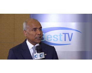 Crawford CEO Harsha V. Agadi highlights innovation with AM BestTV