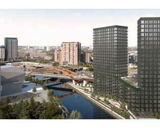 Morgan Sindall starts up Salford resi tower project - Construction Enquirer