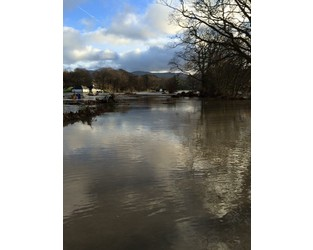 Flood losses caused by storms Eva and Frank hit £526m - Post Online