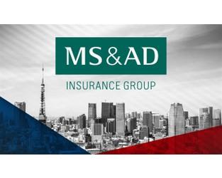 MS&AD announces $1.6bn MS Amlin write-down as the unit's H1 profit surges