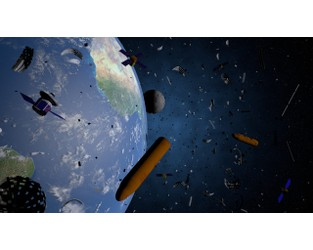UK Space Industry Aims to Remove Dangerous Space Junk from Orbit
