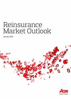 Reinsurance Market Outlook - January 2019