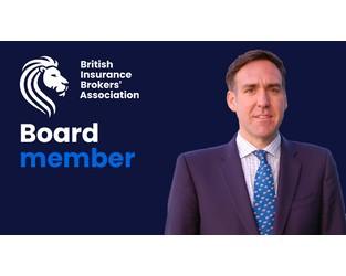 Ryan Bond of Marsh to Chair Advisory Board with a seat on BIBA's Board