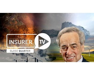 """Kunreuther: Climate change """"uninsurable"""" if left to the private sector alone"""