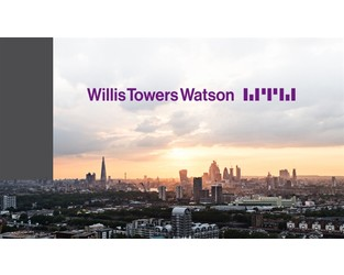 Willis-backed MGA platform Innovisk seeking buy-out