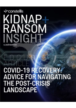 Constellis Kidnap & Ransom Insight - May 2020
