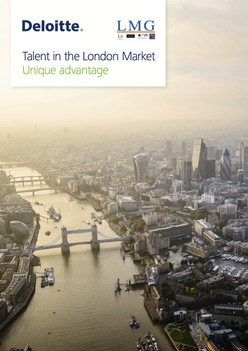 Talent in the London Market - Unique Advantage