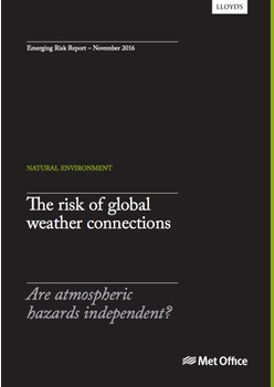 The risk of global weather connections