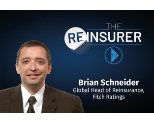 Reinsurance to cover half of total industry Covid-19 loss: Fitch's Schneider - The Insurer