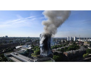 Insurer urges risk managers to act ahead of Grenfell fire safety report