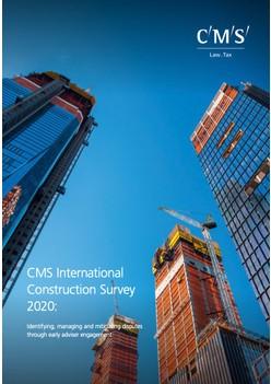 CMS Construction Survey 2020