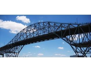 Texas DOT stops construction of $800M FIGG-designed Harbor Bridge - Construction Dive