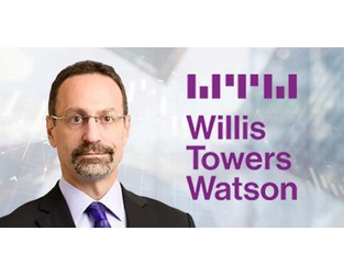 Willis boosts salary for CEO-in-waiting Hess following promotion