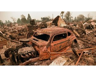 CEA's Wildfire Fund role includes reinsurance & risk transfer set-up