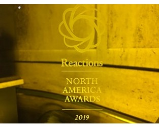 Reactions' North America Award winners revealed!