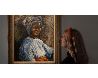 Sotheby's London Auction of African Art Moves Online, as U.K. Issues Covid-19 Lockdown - Barron's