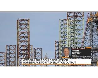 Video: Hurricane Laura Threatens U.S. Oil Market - Bloomberg