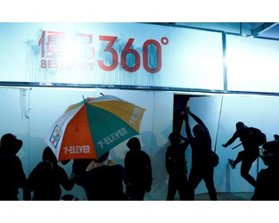 Hong Kong's Best Mart 360 to keep stores open despite attacks - Reuters