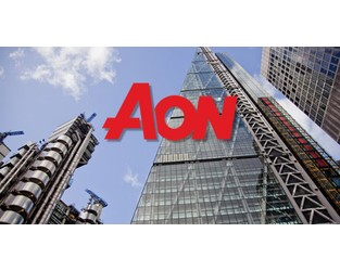 Aon UK global broking centre CEO Dudley takes on climate strategy role