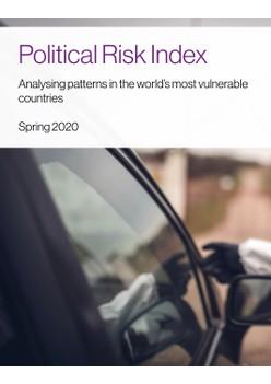 The Political Risk Index – Spring 2020