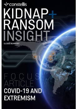 Constellis Kidnap & Ransom Insight - November 2020