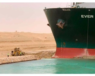 Insurer Reviews Options After Egyptian Court Allows Continued Container Ship Detention